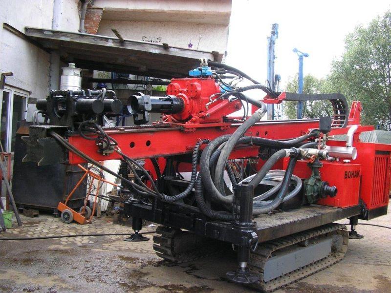 Brunnbohrgerät KL 100 (2)