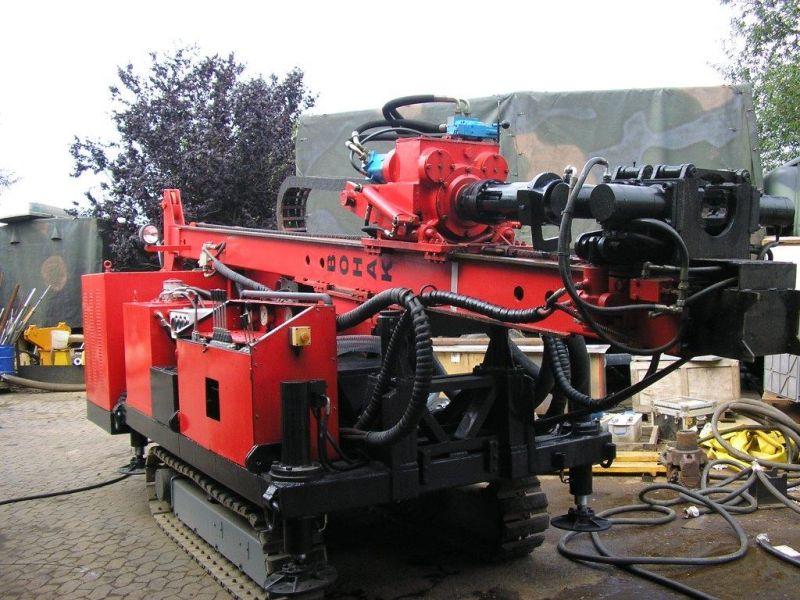 Brunnbohrgerät KL 100 (4)